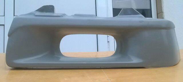 Bmw e36 Scheinwerferblende mit Lufteinlass GFK
