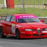 Alfa Romeo 156 – BTCC Aero Kit – S2000