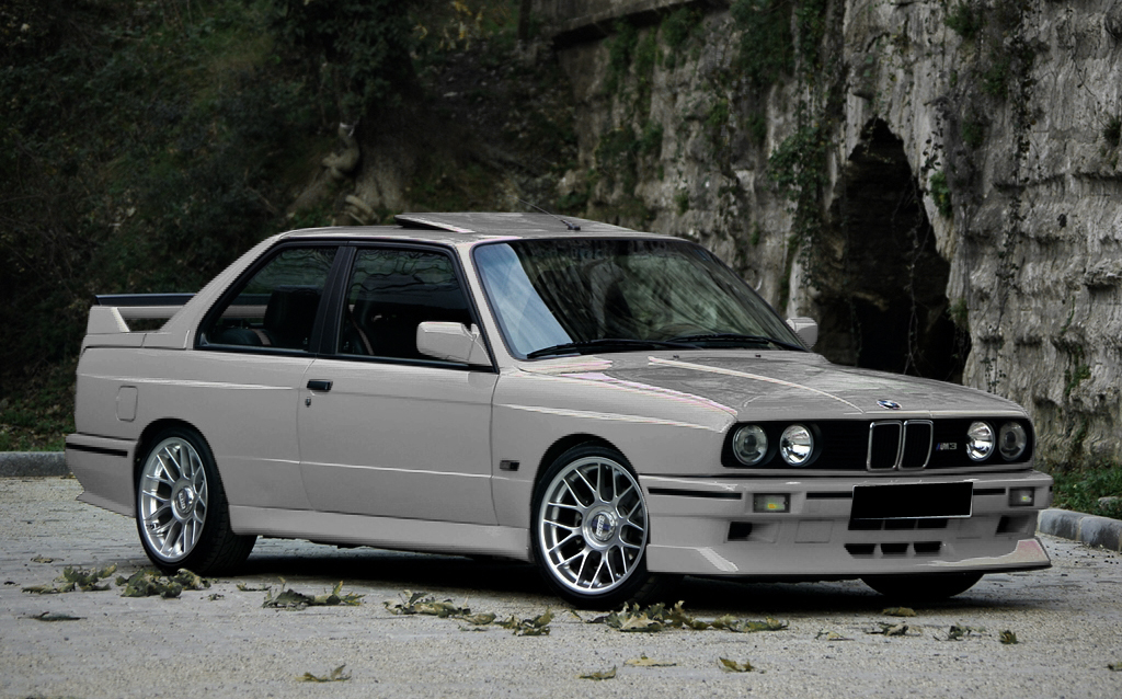 BMW E30 M3 >> Bmw E30 M3 Kompletter Bodykit