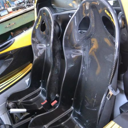 Sportsitz Model V1 Carbon