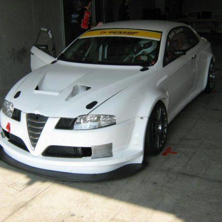 Alfa Romeo Gt Frontstoßstange/Lippe