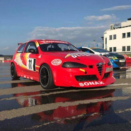 Alfa Romeo 147 Gta Frontstoßstange/Lippe